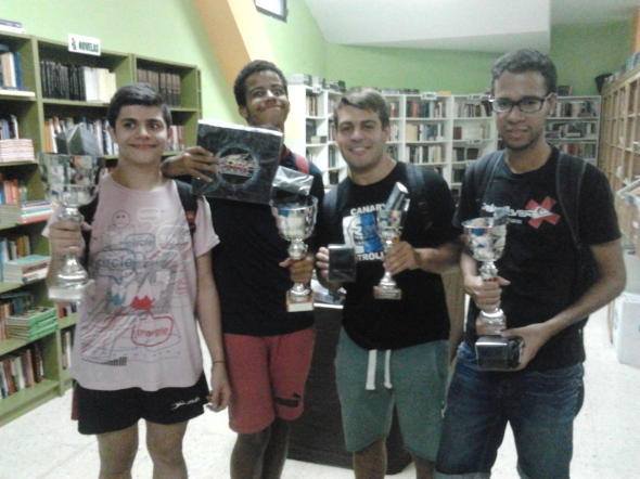II Copa Leprechaun Top 4